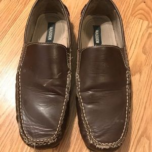 Steve Madden Size 13 Brown Loafers